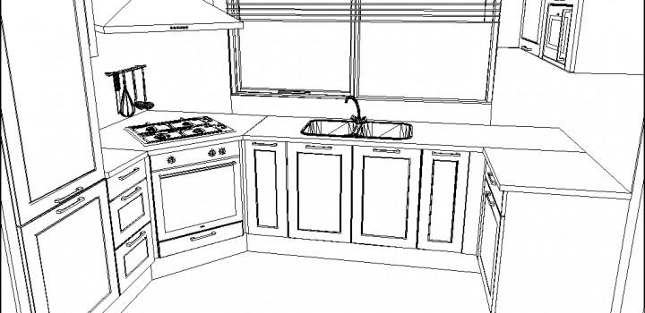 Keuken Van Grando Zwart Wit Cubic : Keuken referentieklant Van der ...