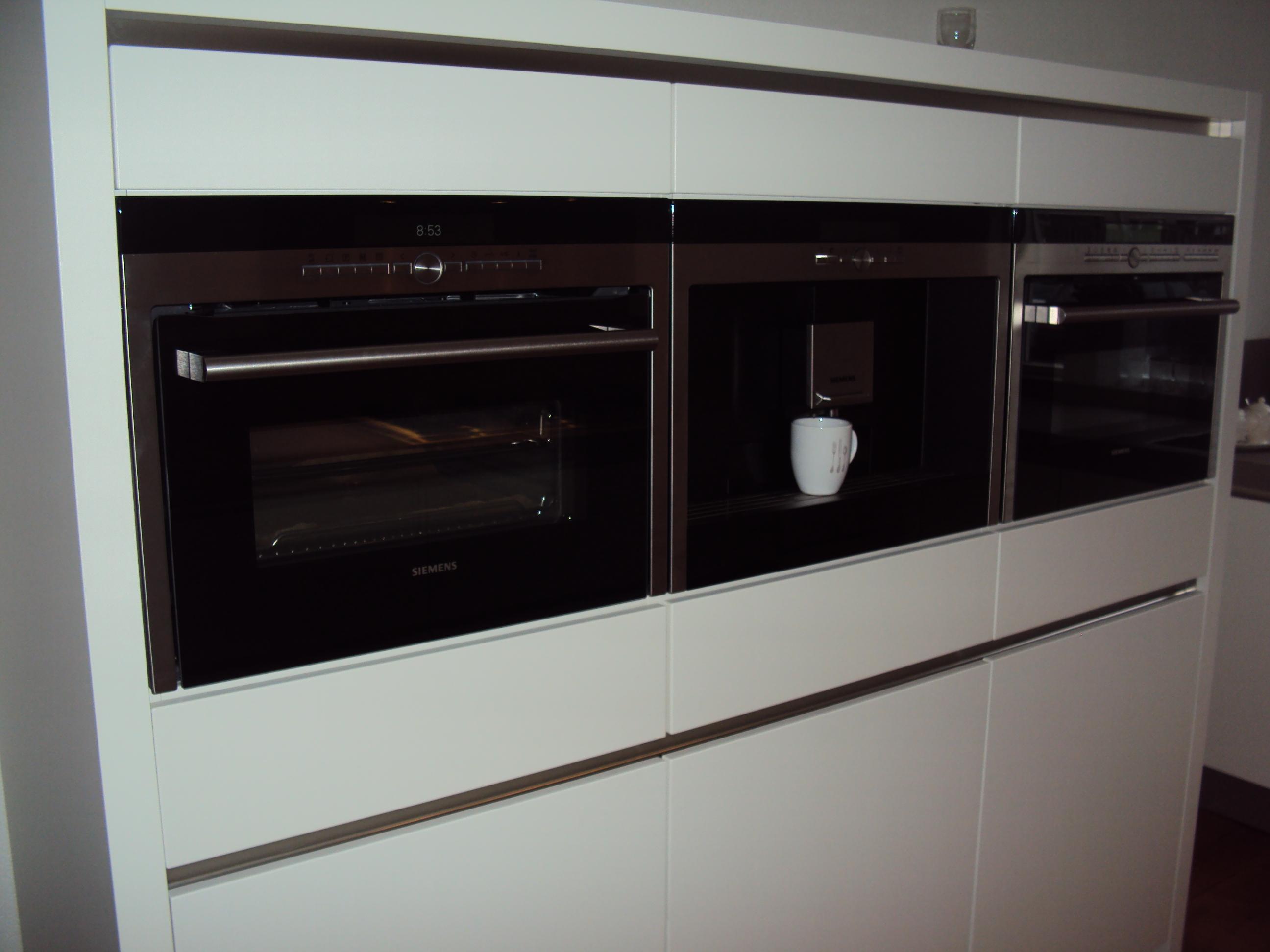 Inbouwapparatuur keuken siemens ontwerp keuken accessoires