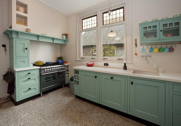 Keuken Nostalgie Handgemaakt  u2013 Grando Keukens  u0026 Bad Zaandam