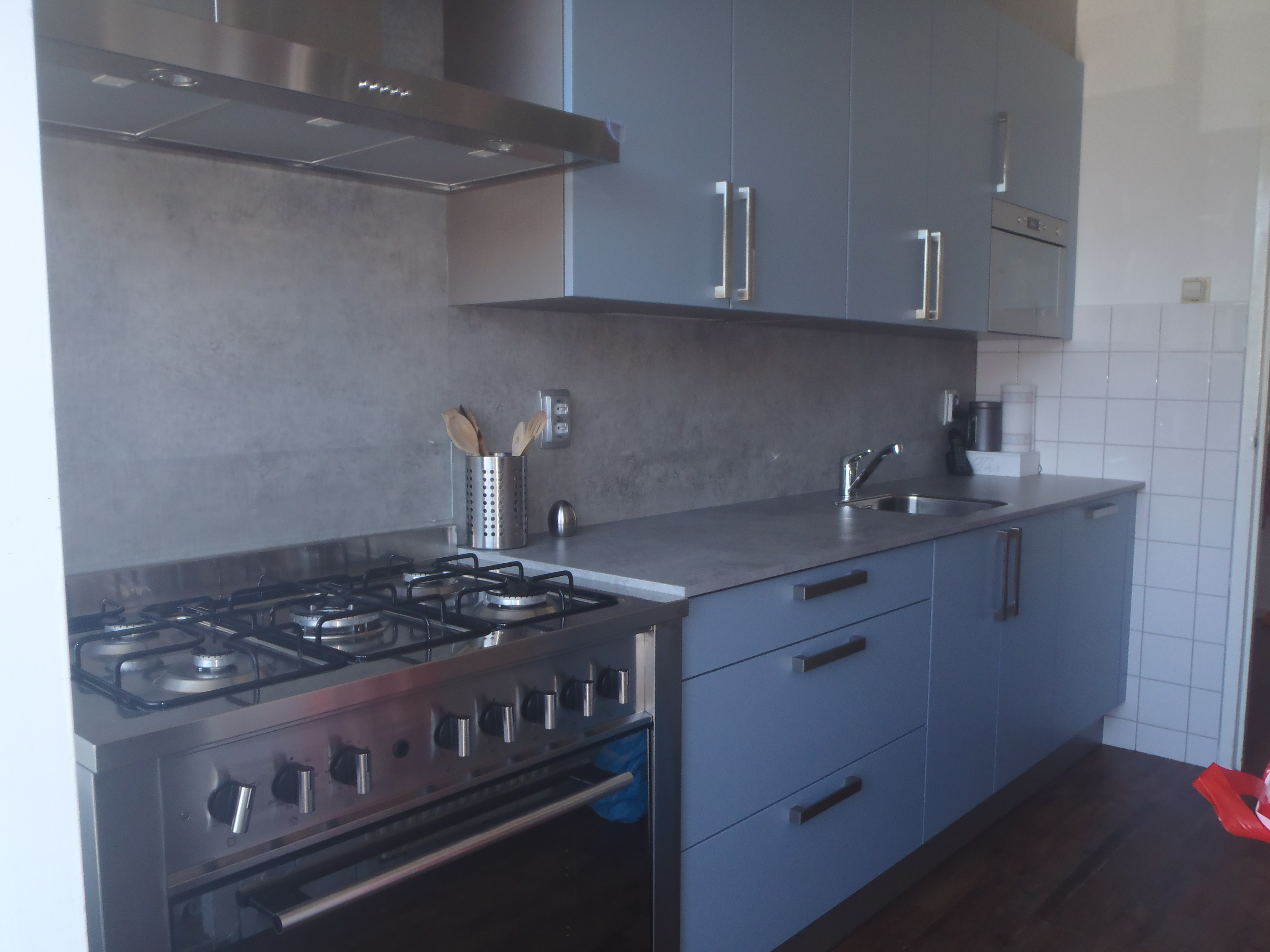 Keuken Kopen Amsterdam : Keuken referentieklant Keplinger uit Amsterdam – Grando Keukens & Bad