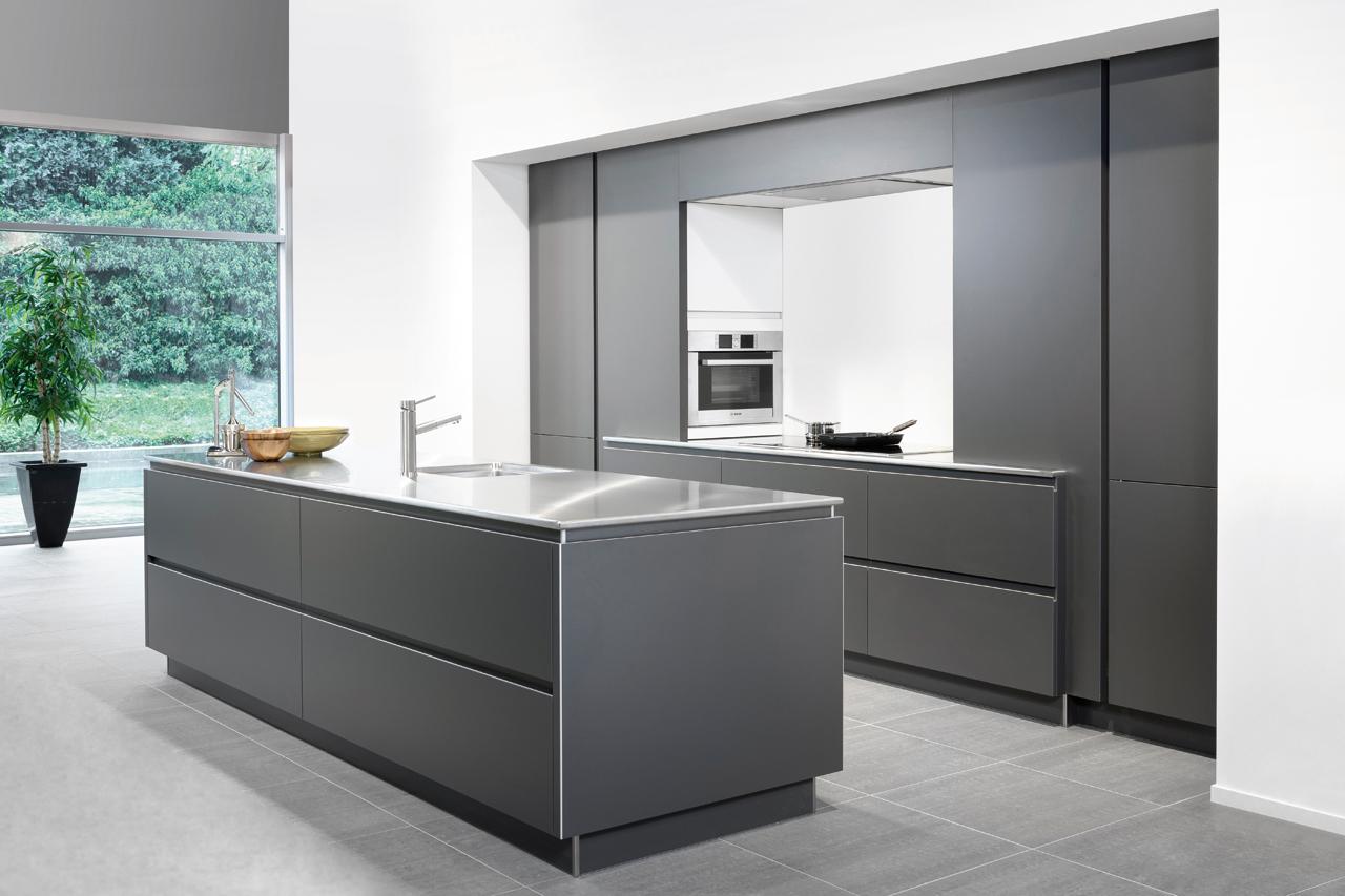 Moderne Nieuwe Keuken : Nieuwe keuken kopen - Grando Keukens & Bad ...