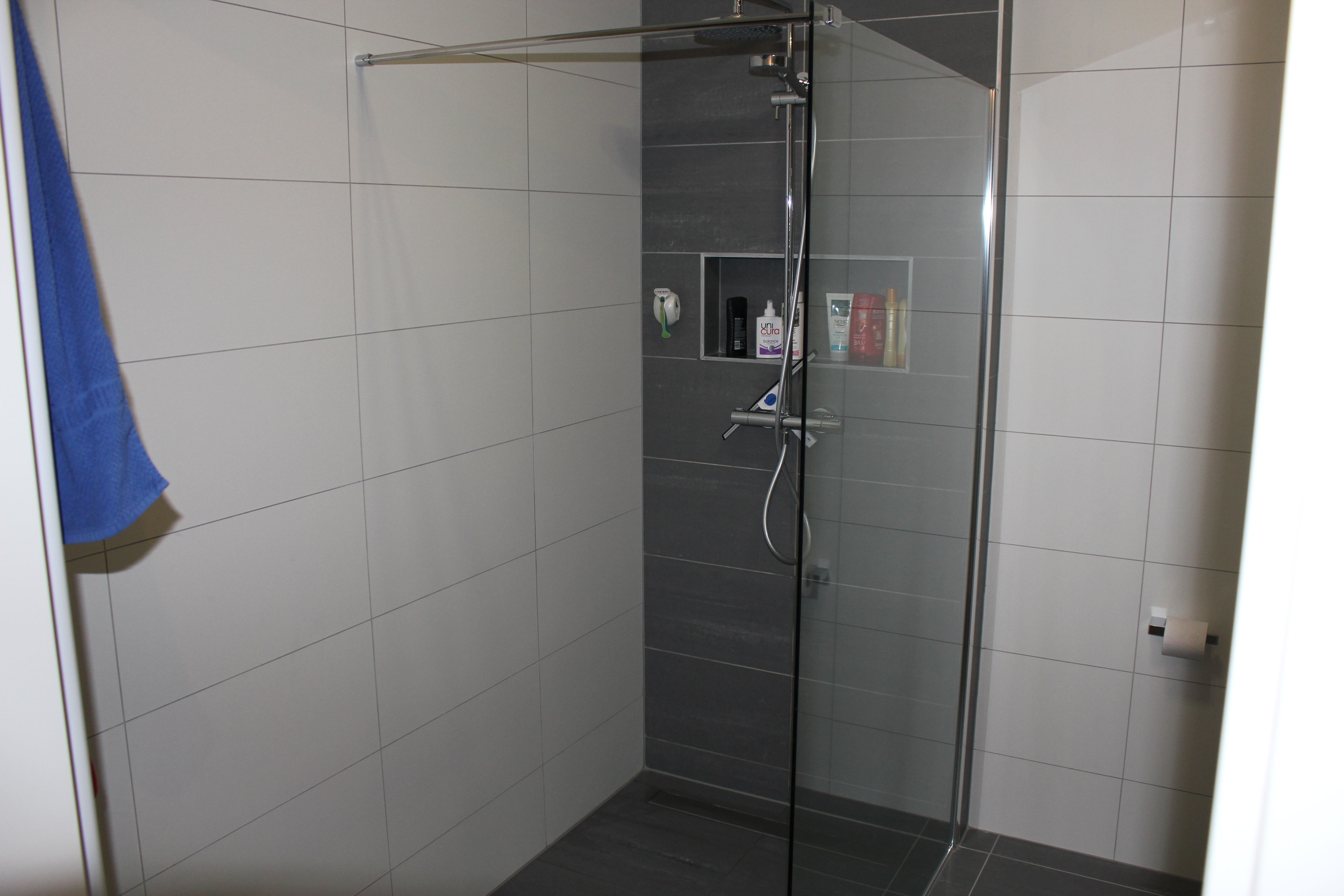 badkamer landelijk strak  brigee, Meubels Ideeën