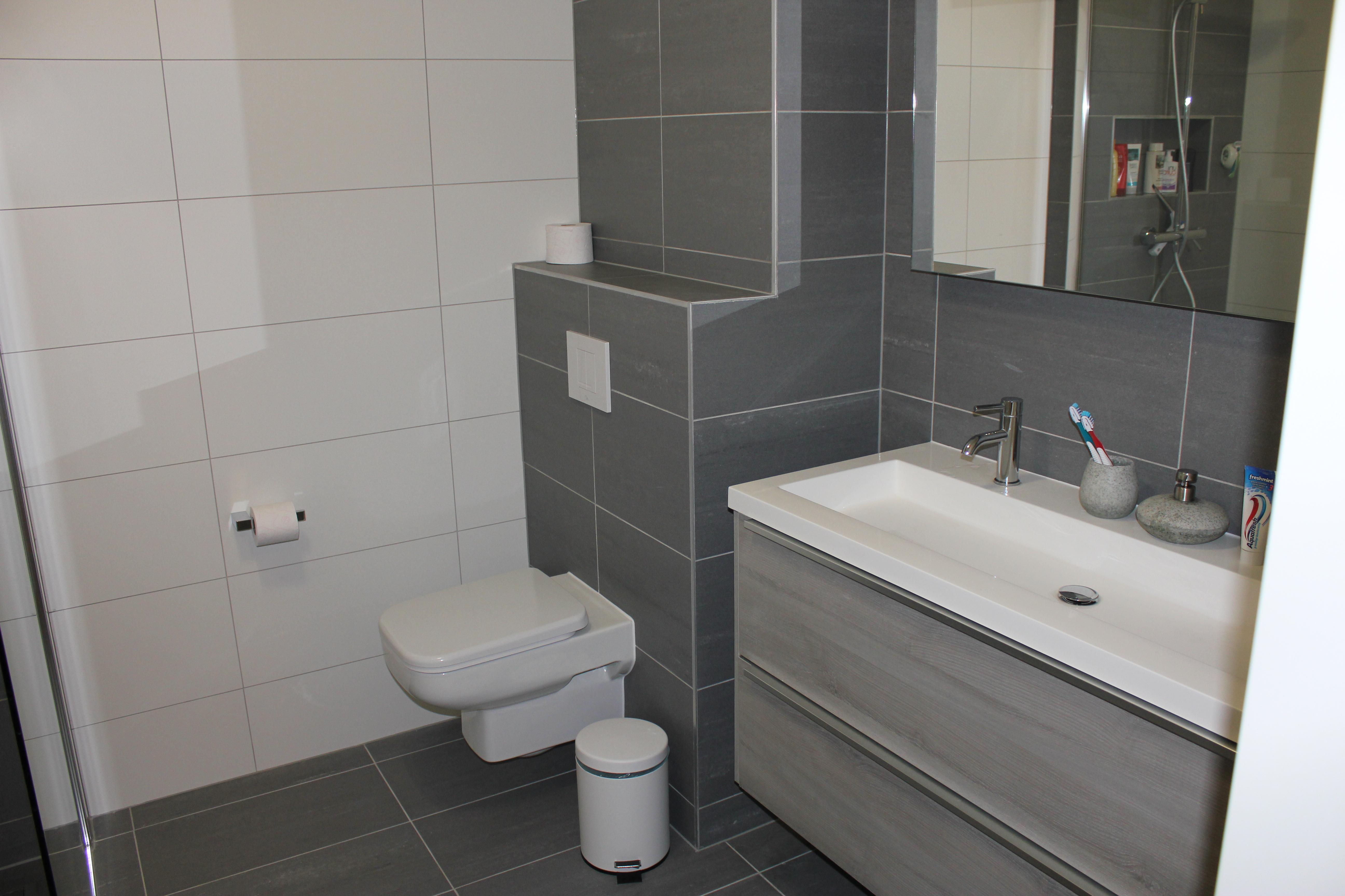 Tegels Badkamer Houtlook ~ Referentie badkamer Wulffraat & Honders uit Haarlem ? Grando Keukens