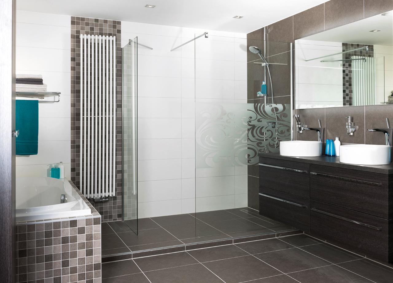 Badkamer flow badkamer ontwerp idee n voor uw huis samen met meubels die het aanvullen - Ontwerp badkamer model ...